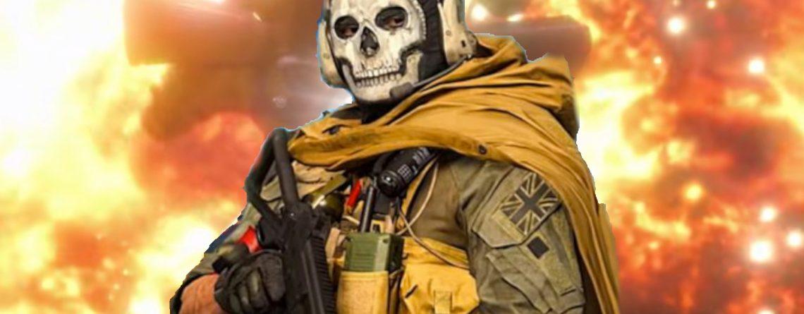 CoD Warzone Explosion